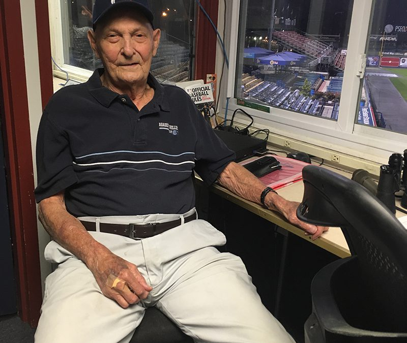 """Paul """"Cooter"""" Jones: A fixture in Reading for over 60 years"""