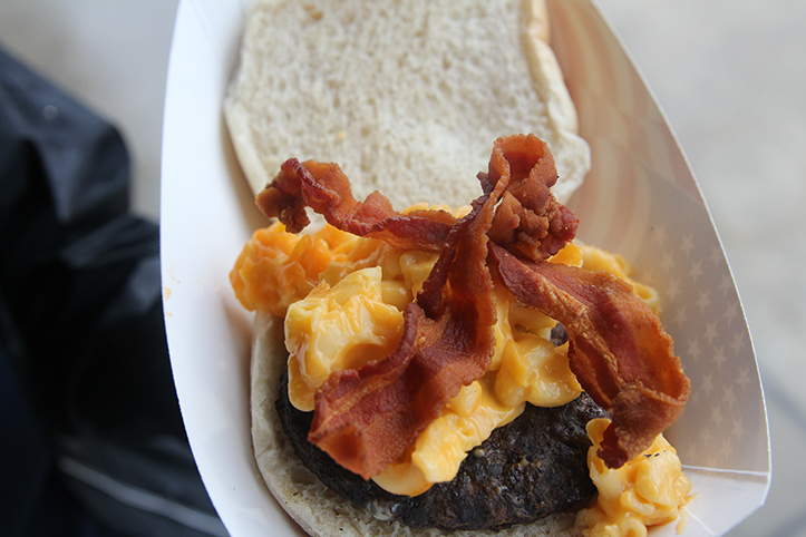 hmmmmmmm Bacon...