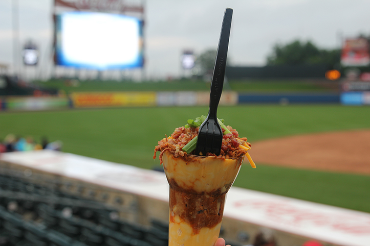 Ballpark Menu: Lehigh Valley IronPigs