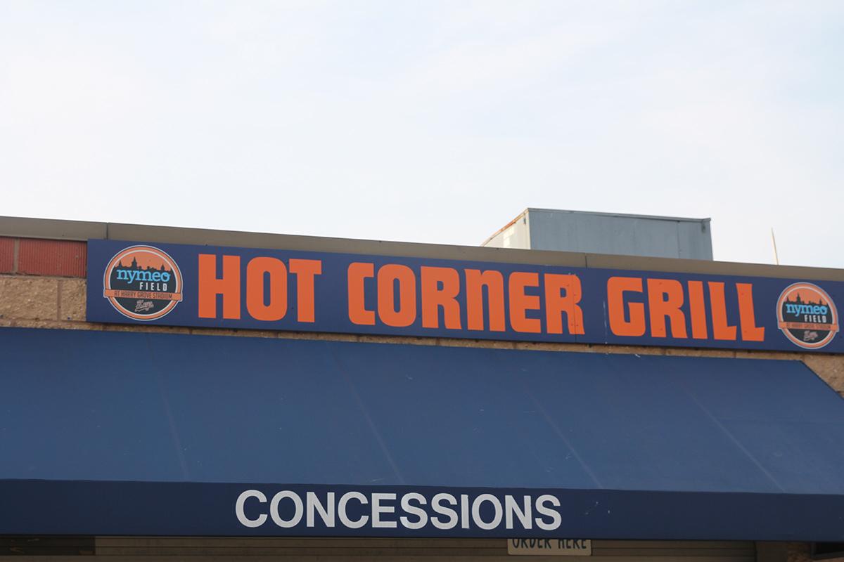 Hot Corner Grill
