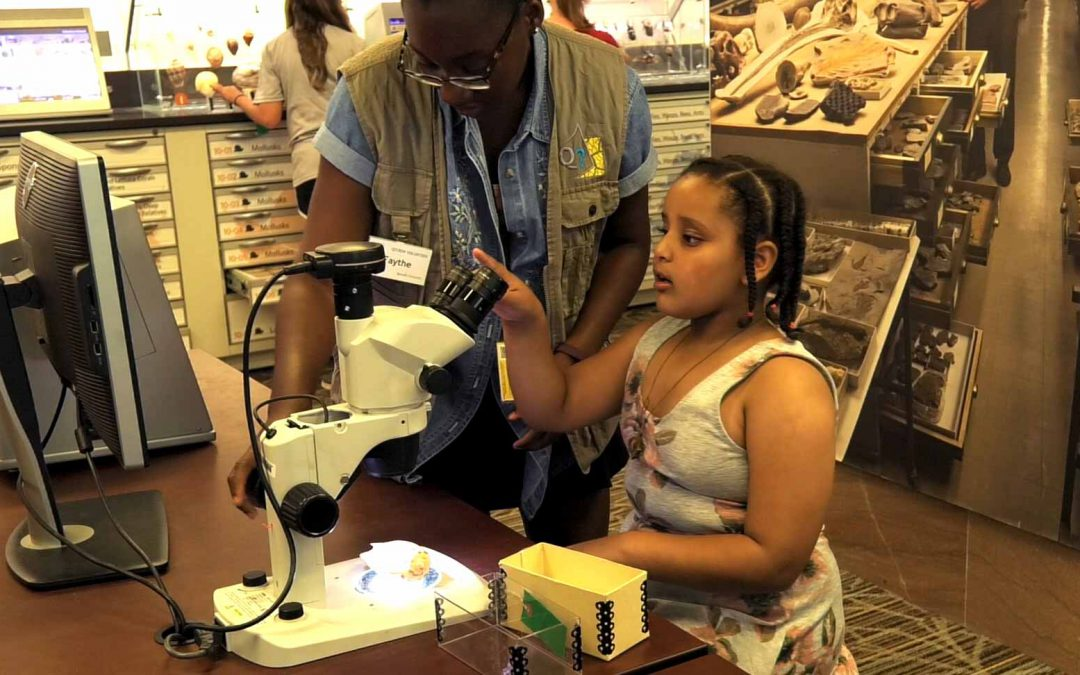 Museum of Natural History hosts Teen Takeover