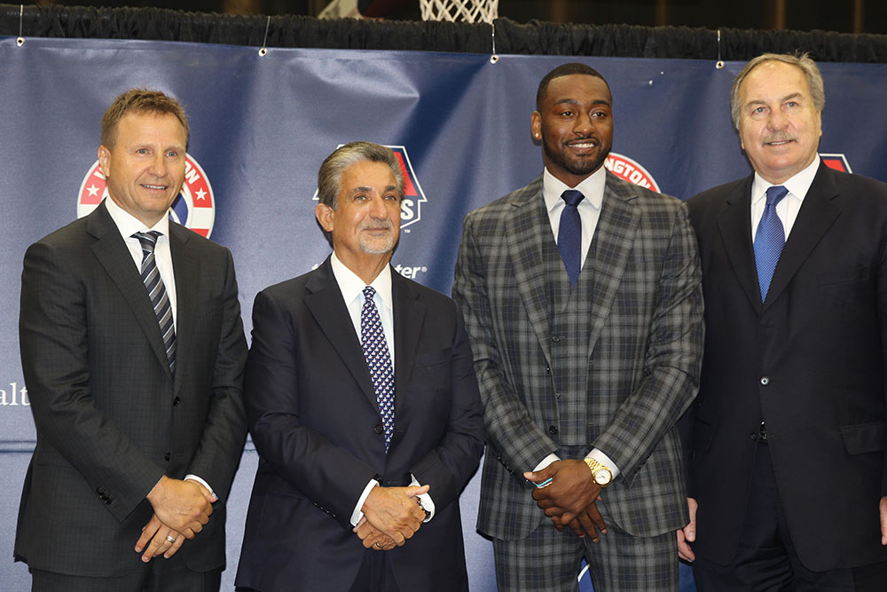 John Wall on the Wizards: 'The only team I want to be with'