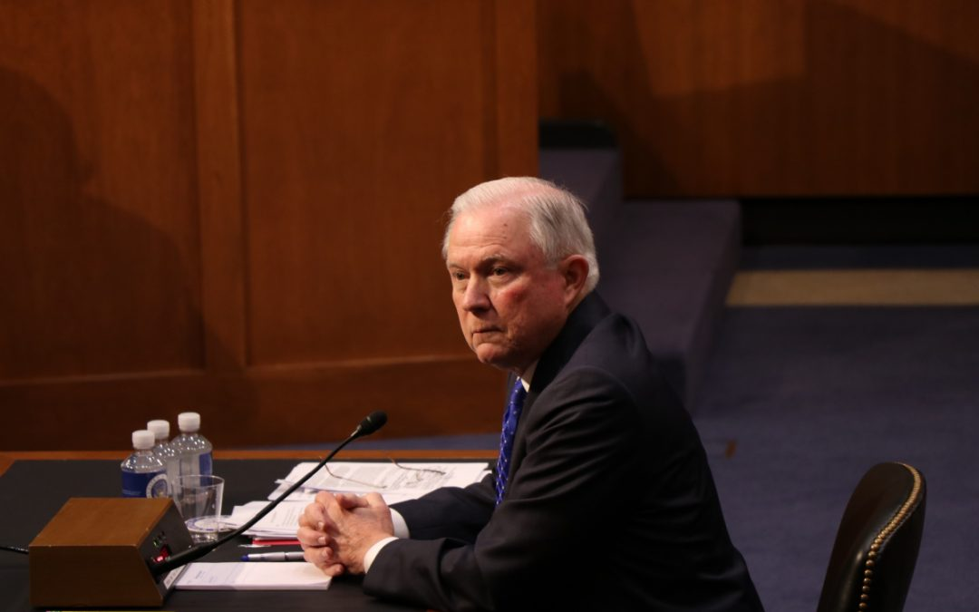 Sessions grilled on Russia probe, Comey firing in return to Capitol Hill