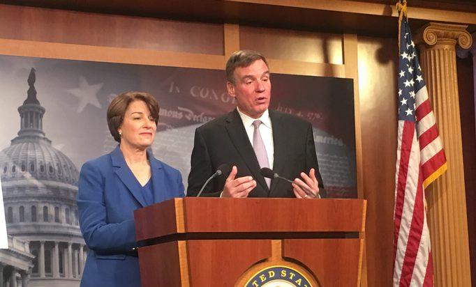 Warner, Klobuchar, McCain Propose Honest Ads Act