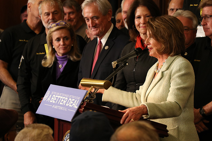"Congressional Democrats roll out new provision to ""Better Deal"" proposal"