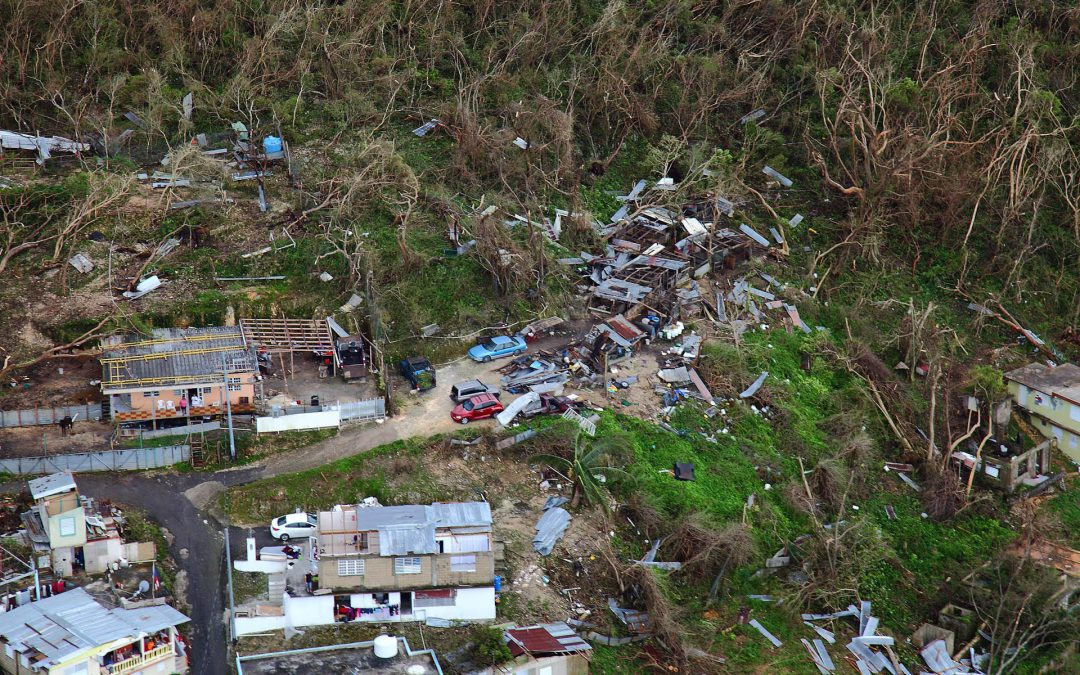 Five Months after Hurricane Maria, Many Puerto Ricans are Still Without Power