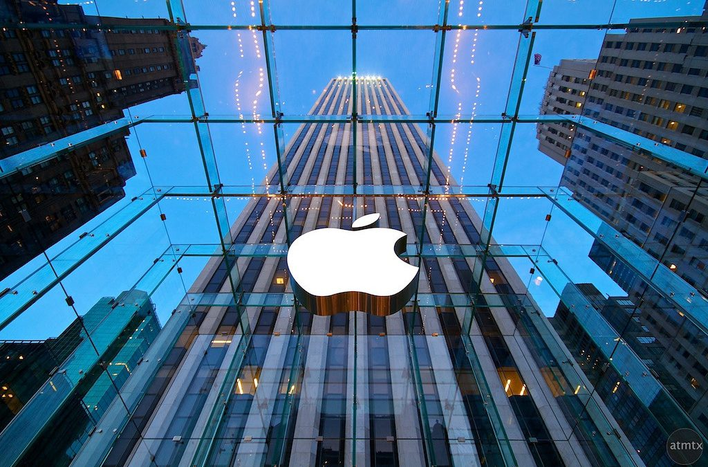 APPLE RELEASES RECORD EARNINGS REPORT