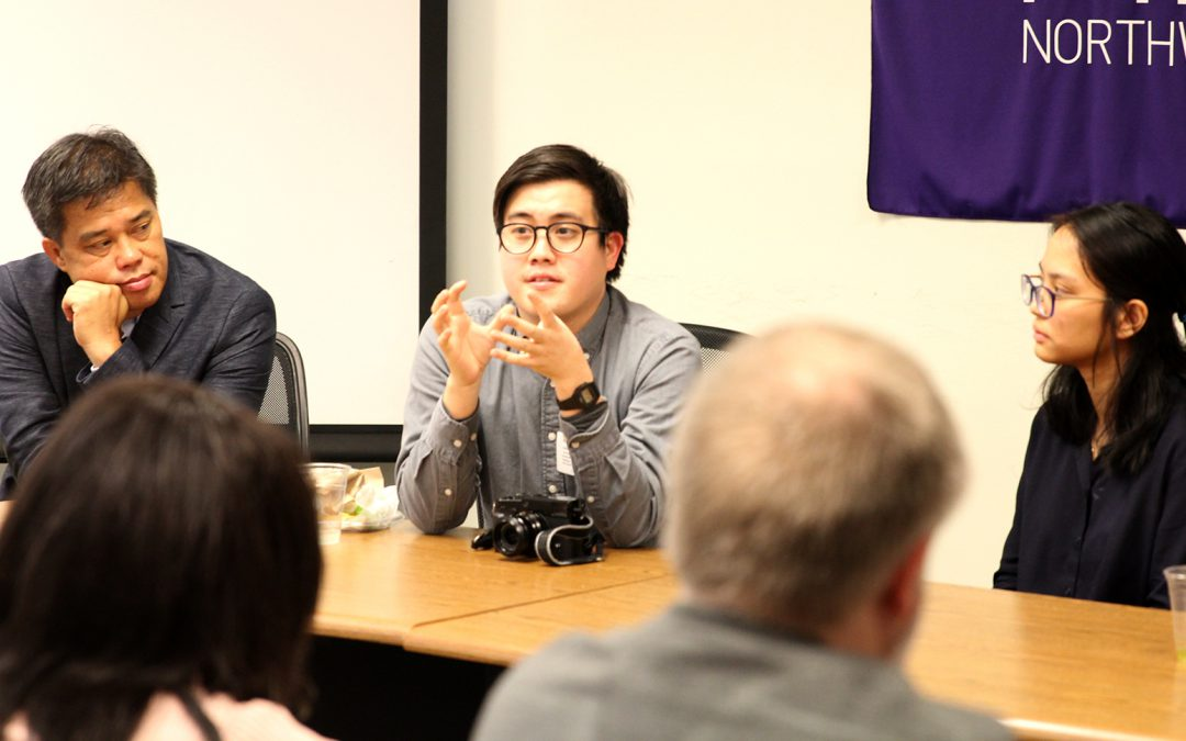 Documentary on Duterte's drug war screened at Medill's D.C. Bureau