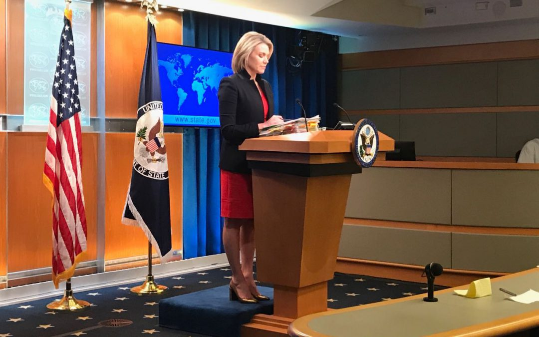 State Department Dismisses Russian Accusations as  'Baloney'