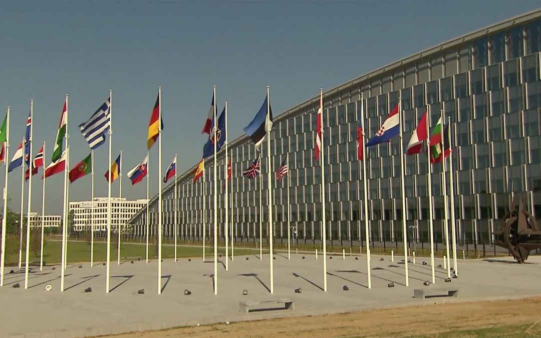 NATO allies increase defense spending for third year in a row