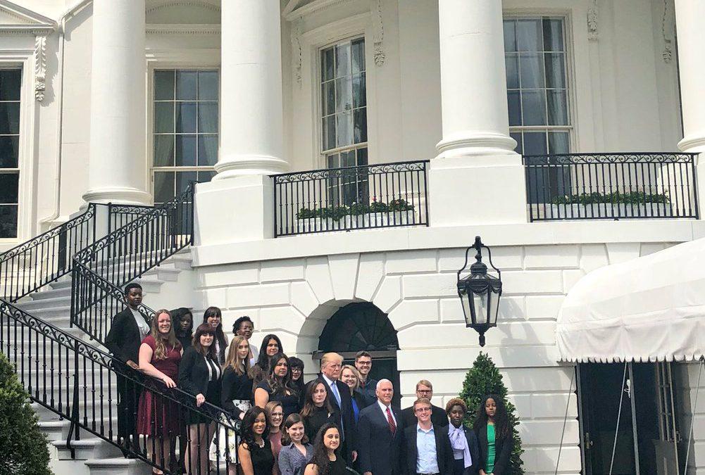 Medill grad students receive White House Correspondents Association scholarships