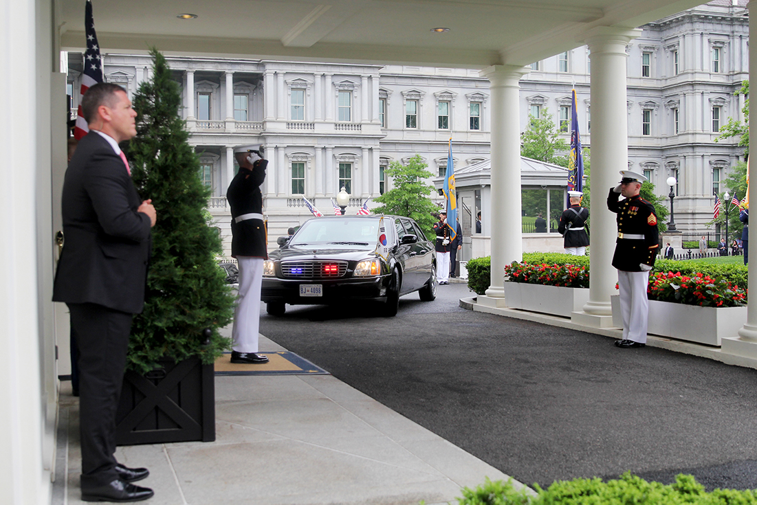 Photo Gallery South Korean President Visits The White House