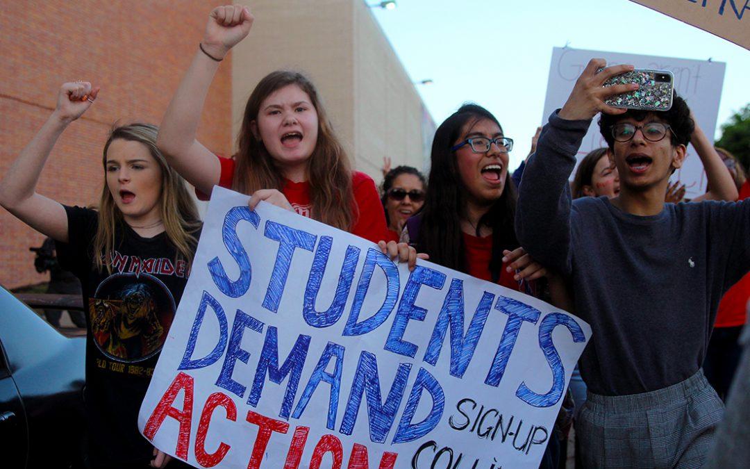 Proposal to arm teachers a flashpoint for Trump criticism