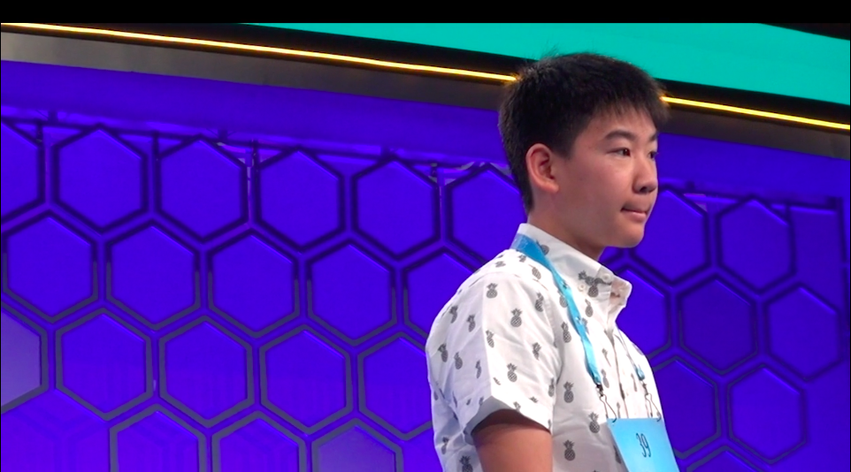 Two San Diego spellers debut at the National Bee, get to third round