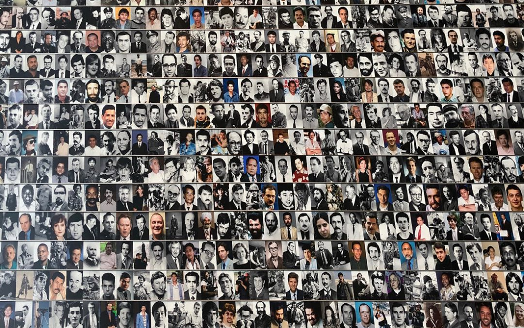 Gazette victims' names likely to go on Journalists Memorial
