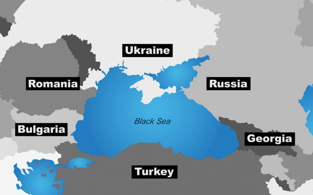Russia's Black Sea Strategy Restricting the West