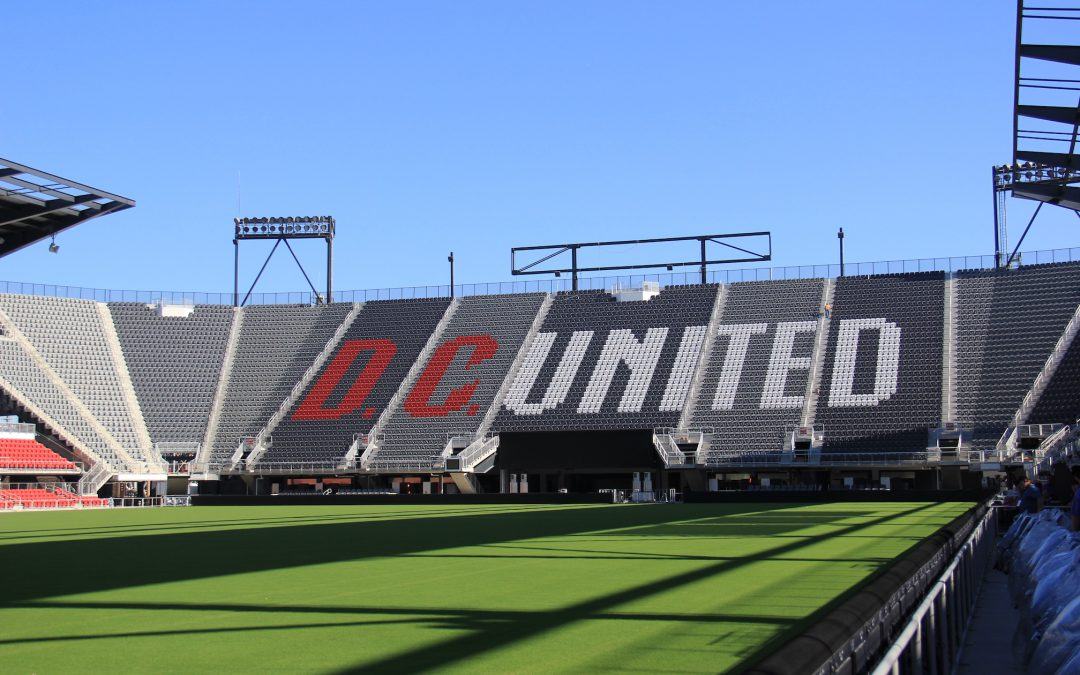 New Digs? Late arrival? Four things to know about D.C. United's new Audi Field