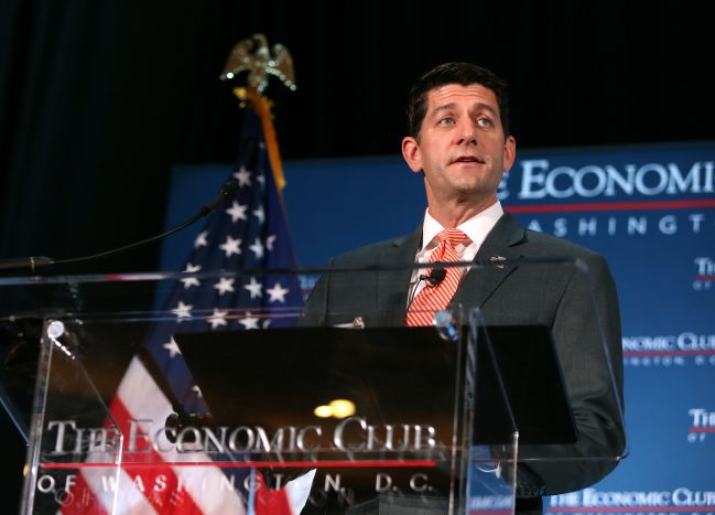 Ryan speaks on the need for more technical workers