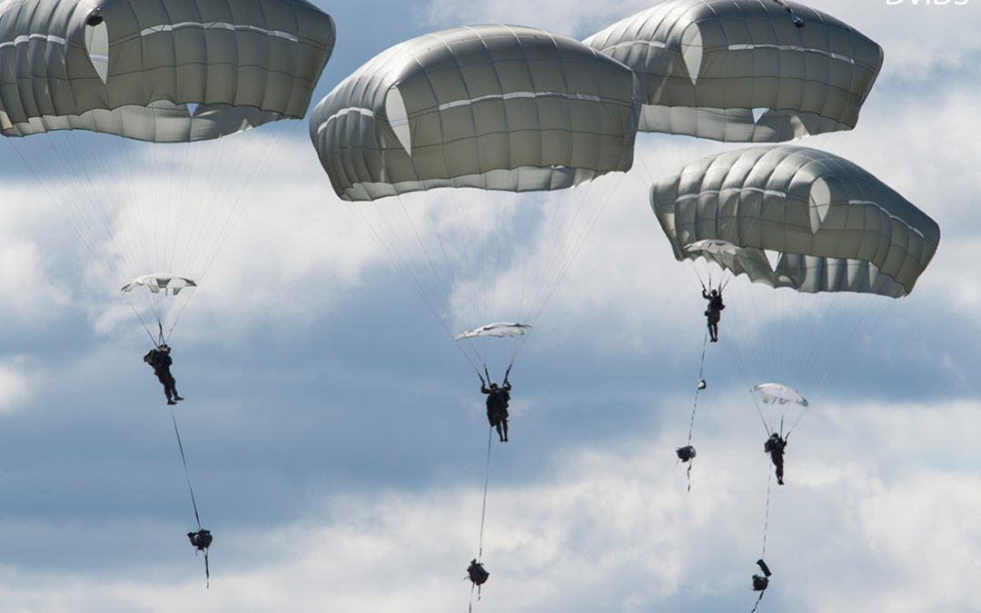It's National Airborne Day – jump for joy!
