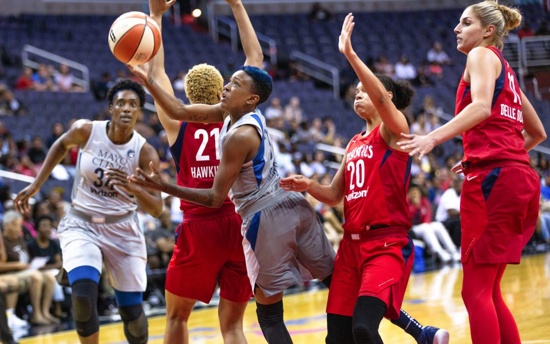 For Mystics, Every Moment at the Capital One Arena Is the Best Memory