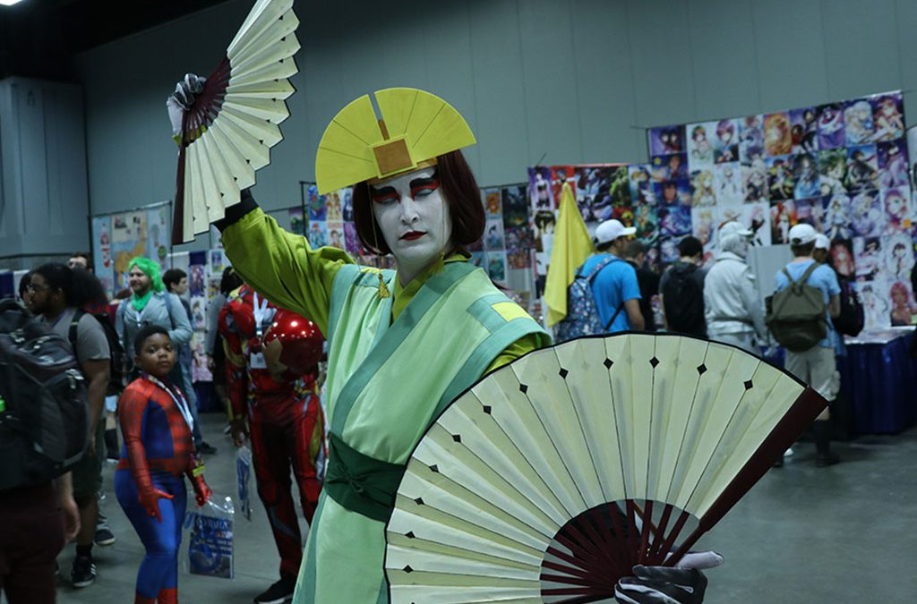Anime fans in D.C. celebrate East Asian pop culture