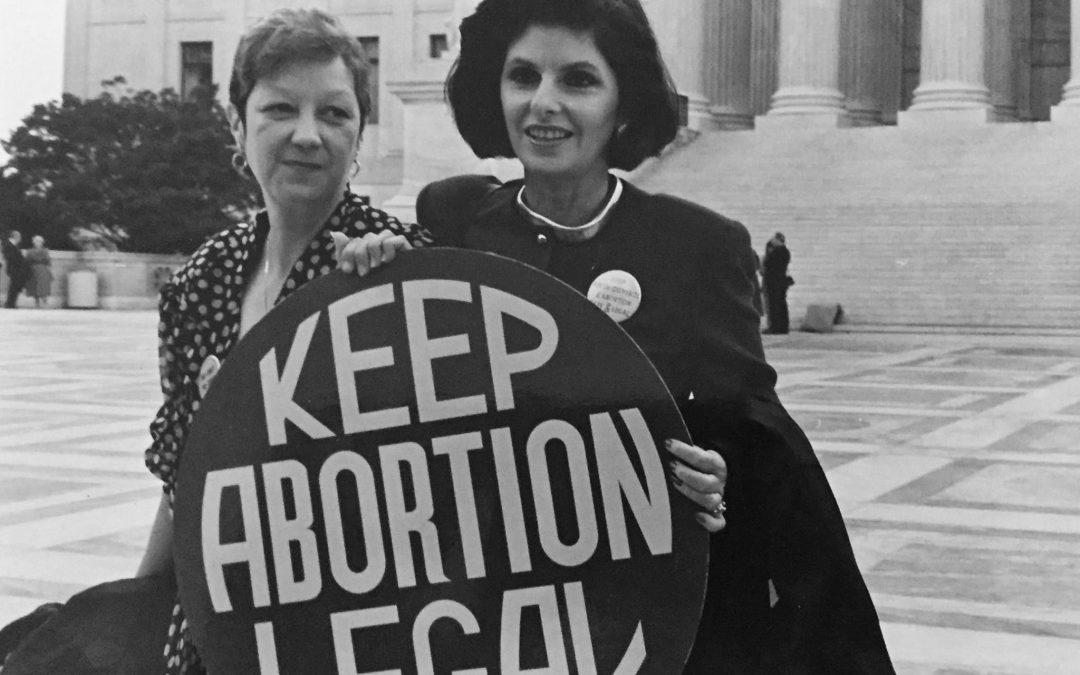 Reproductive Rights Activist Disrupt Senate Buildings