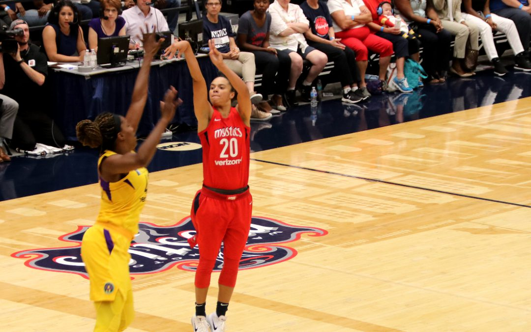 Here's Why Thursday Can Be Mystics' Best Playoff Game in History