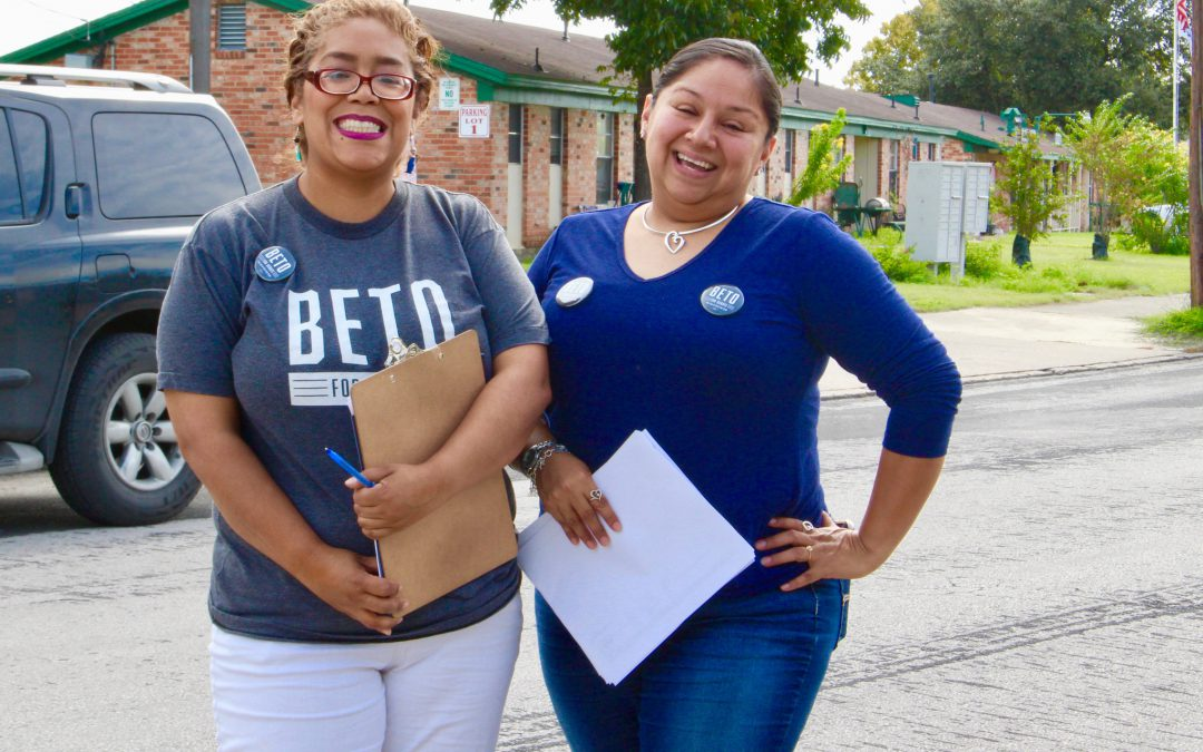Women of color are shaking up midterm elections in Texas