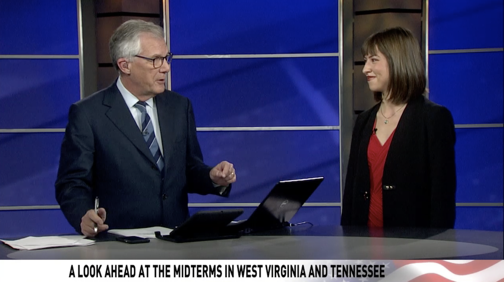 VIDEO: Midterm Elections in West Virginia and Tennessee