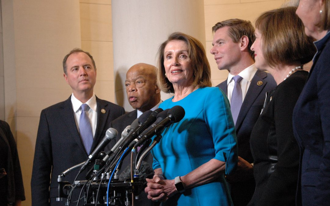 Nancy Pelosi Wins Speakership as House Democrats Choose Leaders