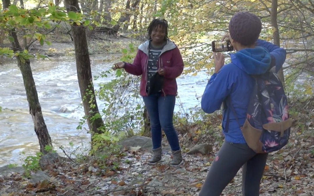 VIDEO: Organizations host hiking event to diversify Rock Creek Park