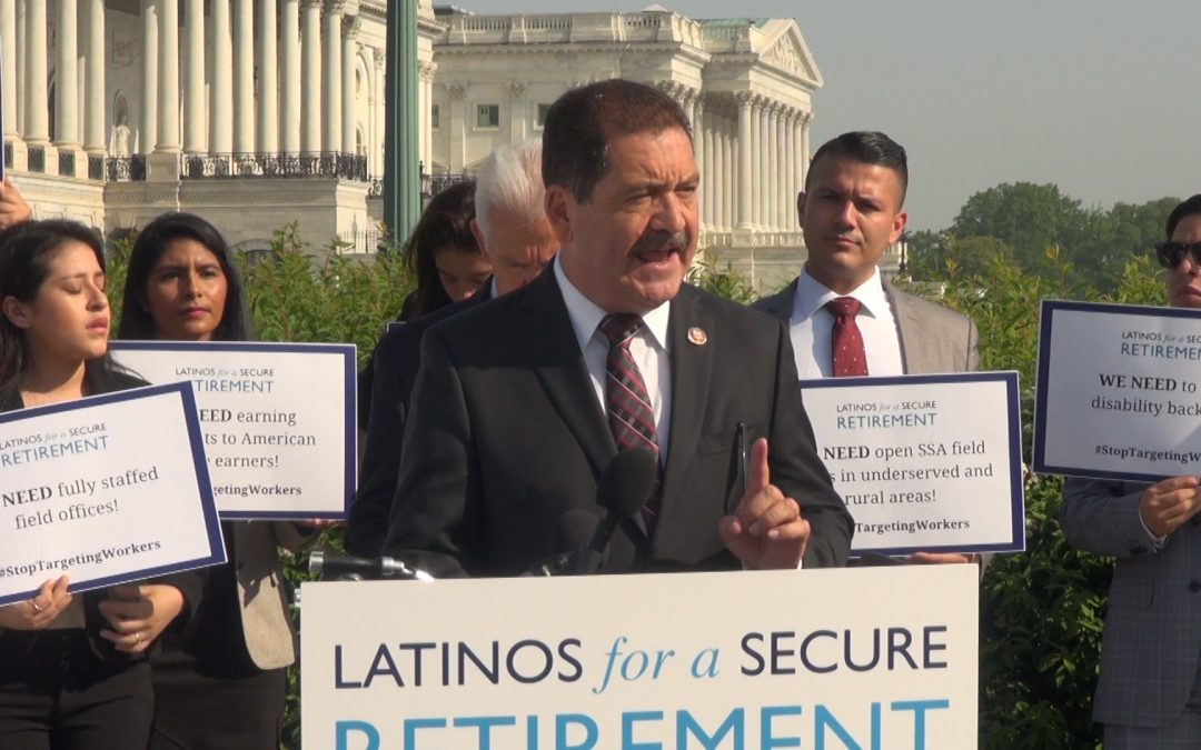 Social Security Administration 'No-Match Letter' policy has Latino groups up in arms