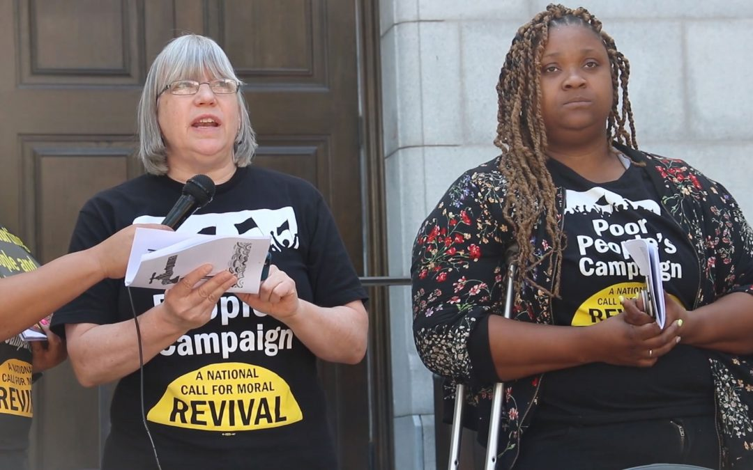 Poor People's Campaign organizes in D.C.