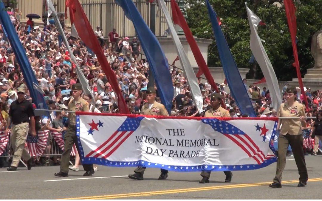 Recap of Washington D.C. National Memorial Day Parade