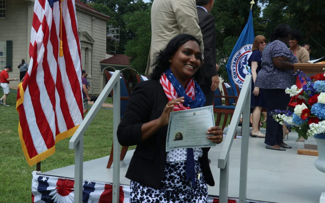 At Mount Vernon, Independence Day celebrated by new citizens too