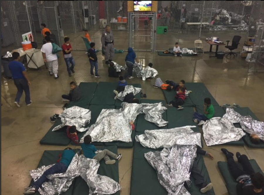 Congresswomen Detail Grim Conditions at Texas Border Facilities