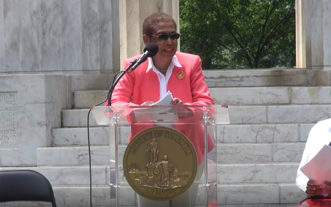 Changing Washington: Congresswoman Eleanor Holmes Norton champions D.C. statehood bill