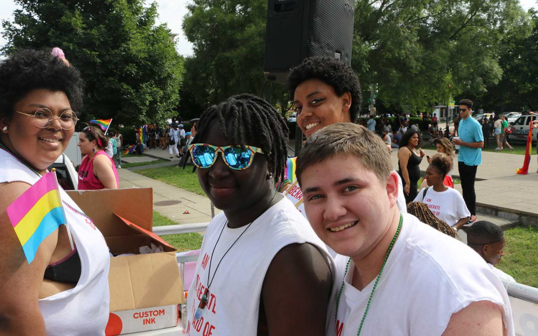 Queer youth become their own advocates