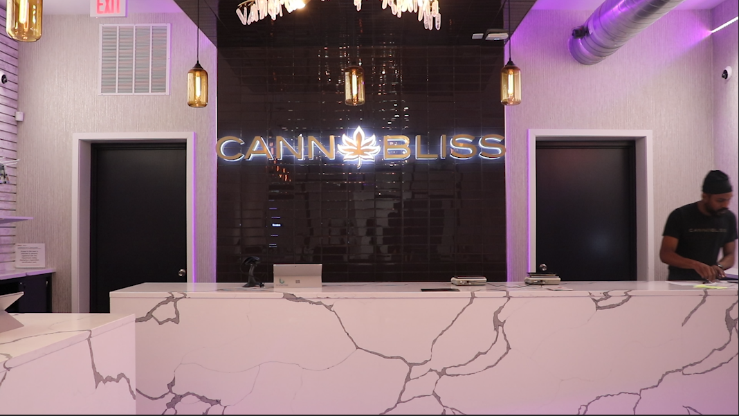 A new marijuana dispensary in Ward 7 is giving community an economic boost