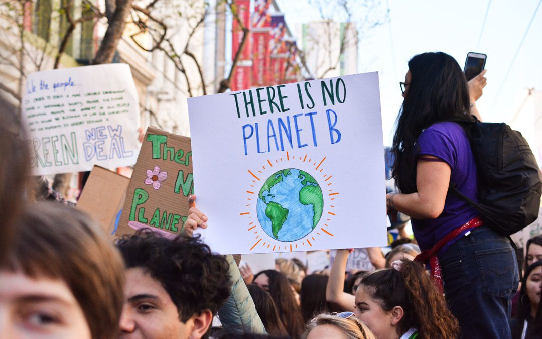 'Eco-anxiety' over climate change causing stress, panic, experts say