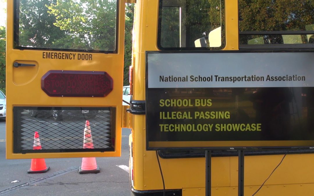 Illegal school buses passings require new traffic safety measures