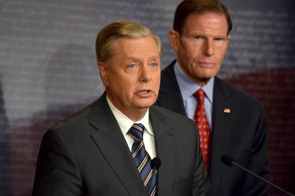 Graham, Van Hollen propose bipartisan sanctions legislation against Turkey