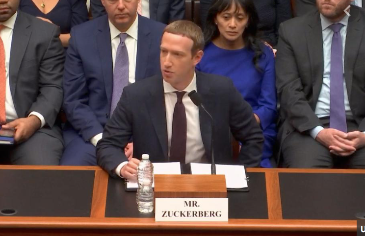 Zuckerberg grilled by Congress over proposed cryptocurrency