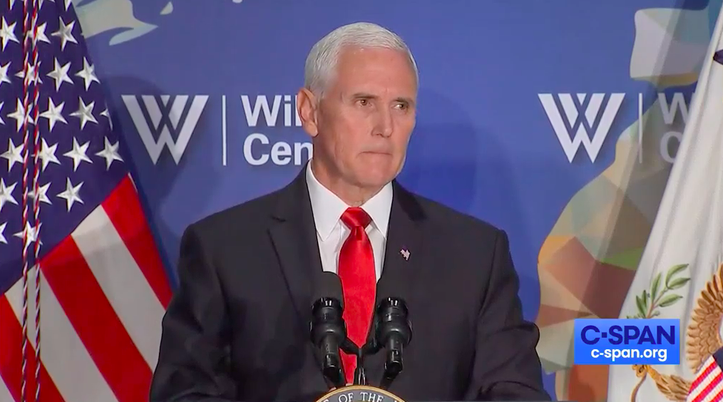 Pence criticizes China despite progress in trade relations
