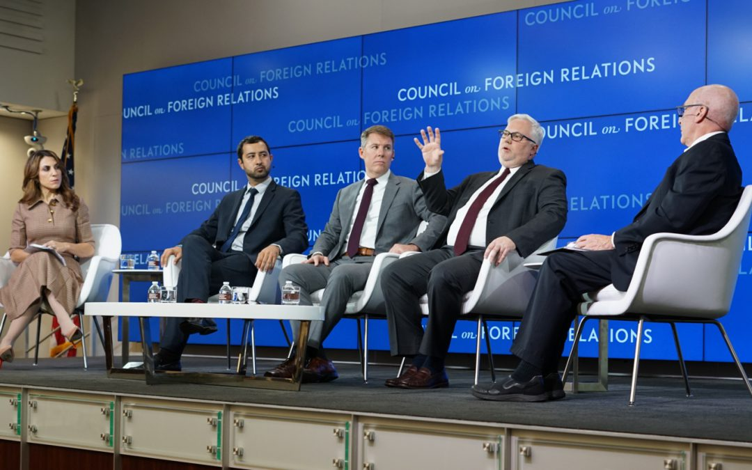 State Department: Stabilization in Syria requires international cooperation
