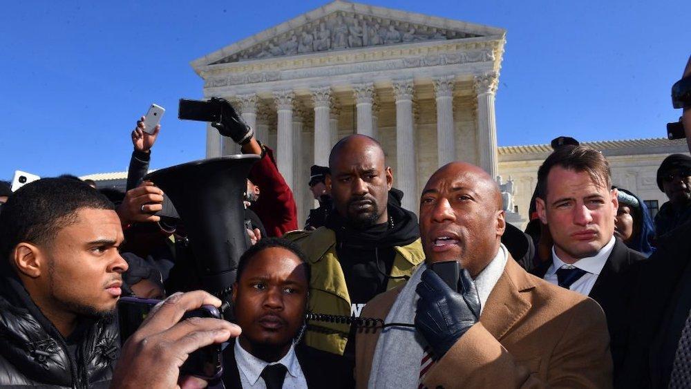 Byron Allen, Comcast square off in historic race discrimination case