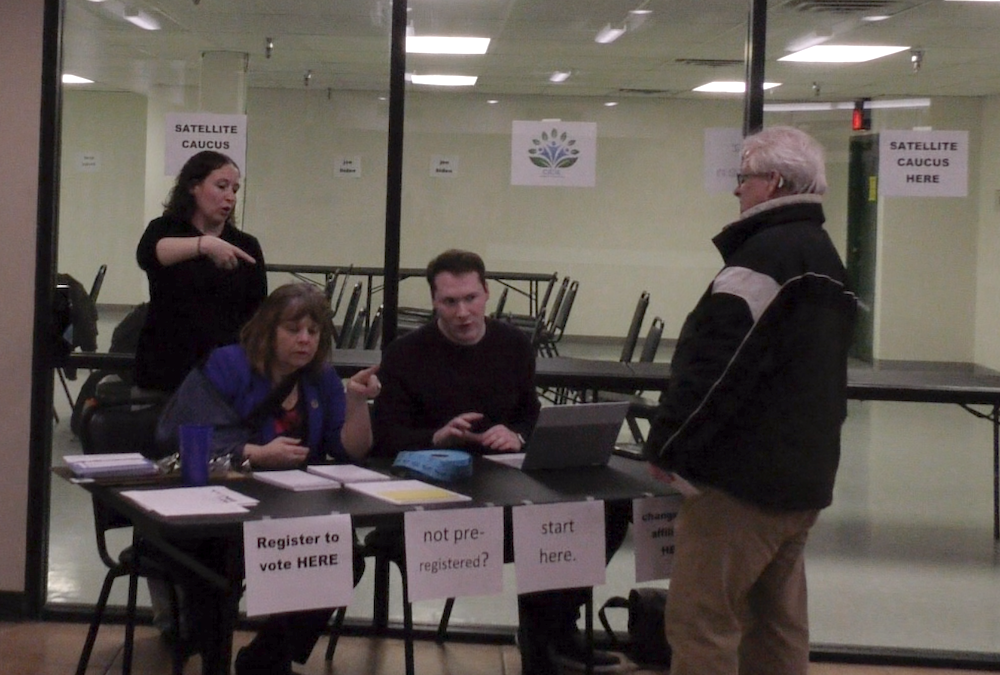 Iowa Caucuses: Anything could happen tonight
