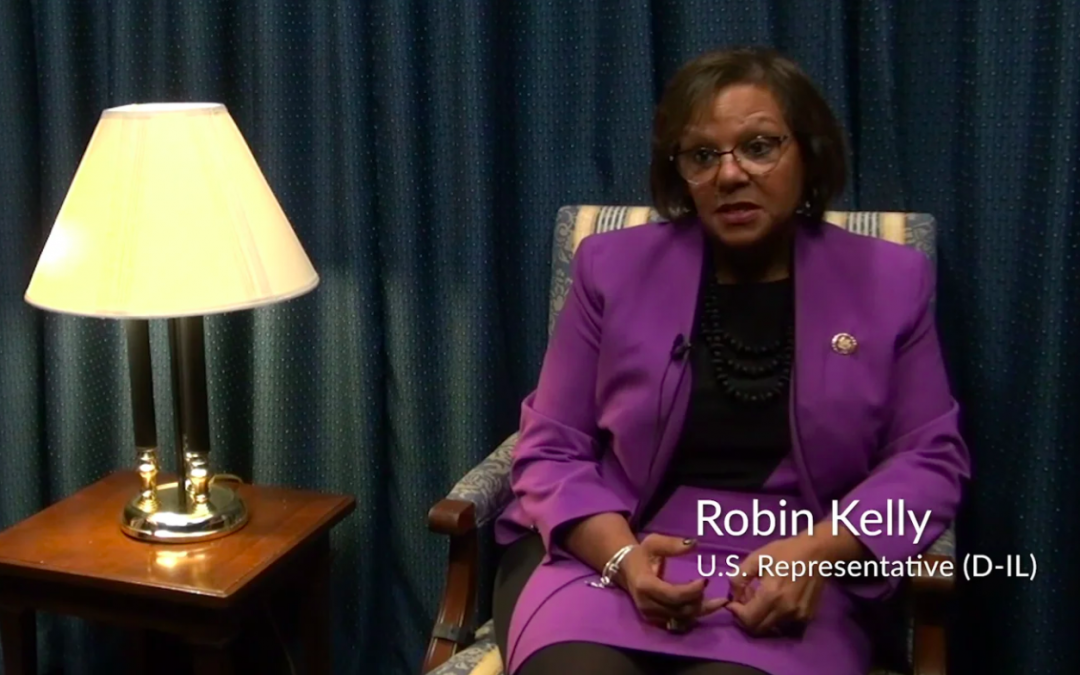 Congresswoman Robin Kelly seeks to resolve labor shortage with bill