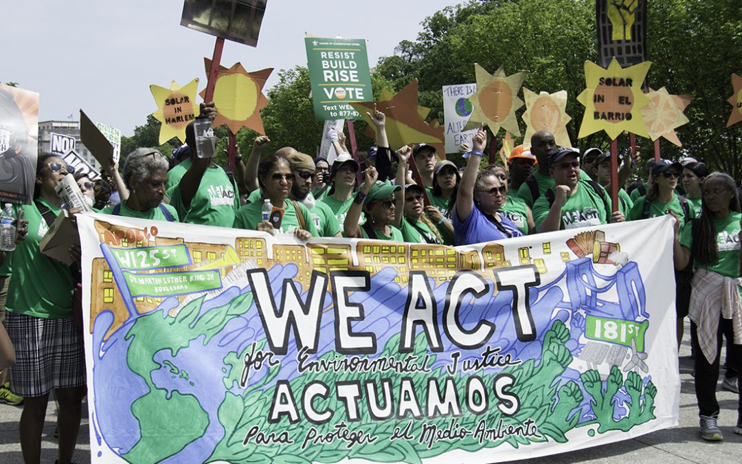 HEROES Act provision aims to fund environmental justice efforts
