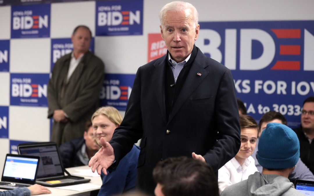 Joe Biden is leading in the polls, but Donald Trump has held the edge in small-dollar donors